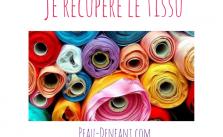 recycler le tissu