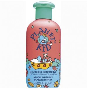 shampoing framboise