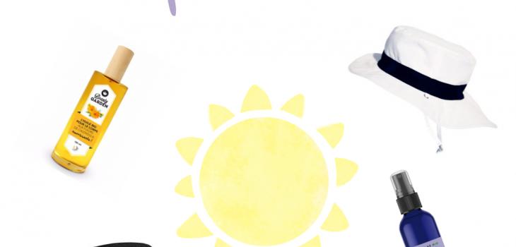 Un été naturel pour bébé