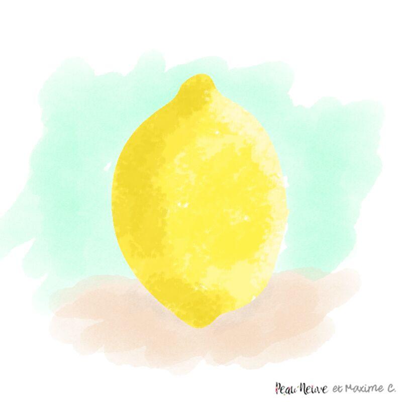 Le citron pour les bobos