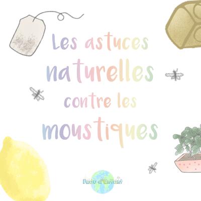 Les astuces naturelles contre les moustiques
