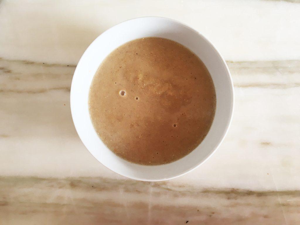 La talbina - le porridge d'orge
